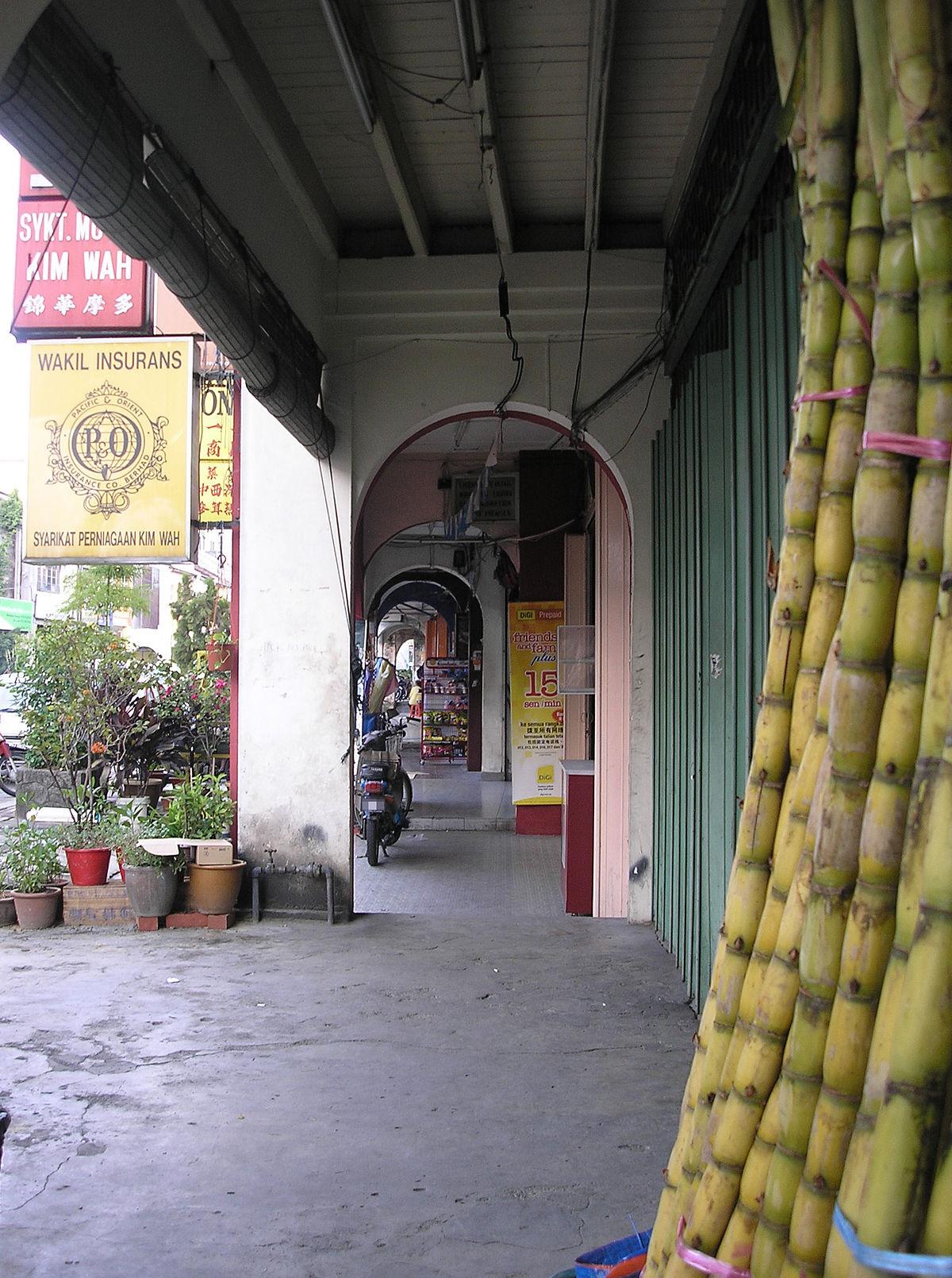 Kaki Lima Wikipedia Bahasa Melayu Ensiklopedia Bebas