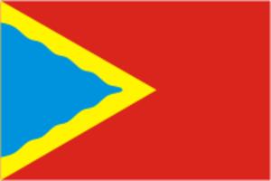 Limansky District - Image: Flag of Limansky rayon (Astrakhan oblast)