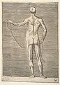 Flayed man seen from behind, holding a rope MET DP812746.jpg