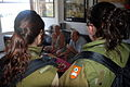 Flickr - Israel Defense Forces - IDF Instructors Check In with Families.jpg