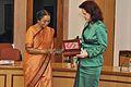 Flickr - Saeima - Saeimas priekšsēdētāja Solvita Āboltiņa tiekas ar Indijas parlamenta priekšsēdētāju.jpg