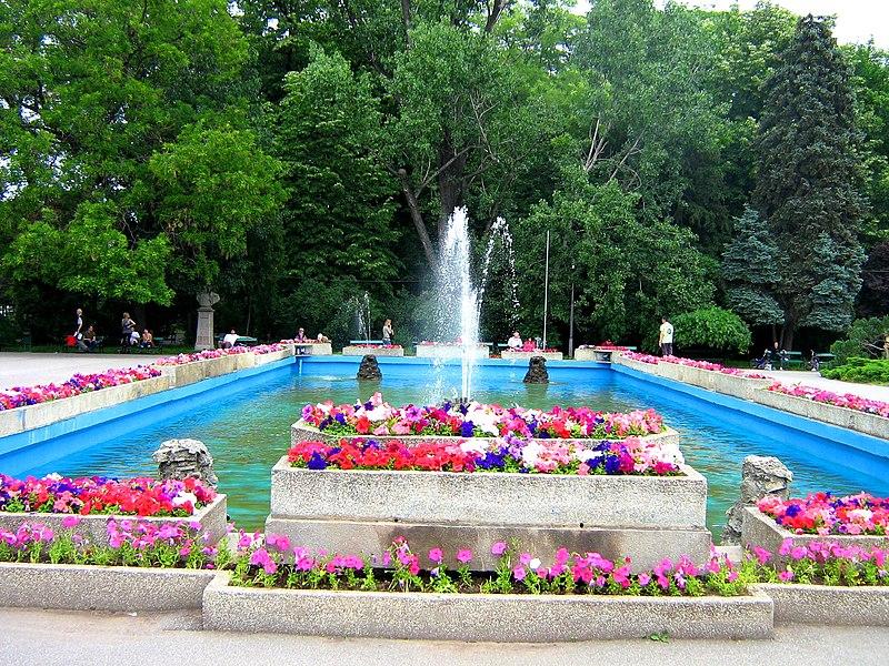 Fişier:Flowers in Herastrau Park.jpg