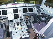 flight control modes airbus a321 cockpit