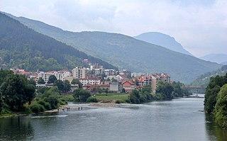 Foča Town and municipality in Republika Srpska