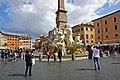 Fontana dei Quattro Fiumi Piazza Navona Rome 04 2016 6517.jpg