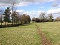 Footpath to Admington from Ilmington - geograph.org.uk - 1773034.jpg