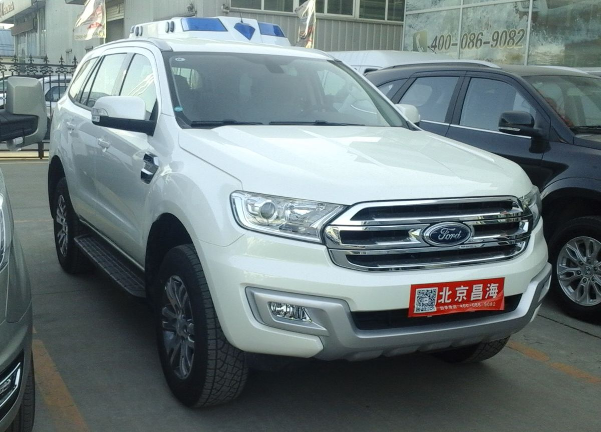 Ford Everest - Wikipedia