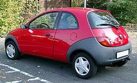 Ford Ka Wikipedia La Enciclopedia Libre