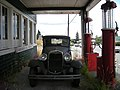 Ford Model A at Keeler's Korner.jpg