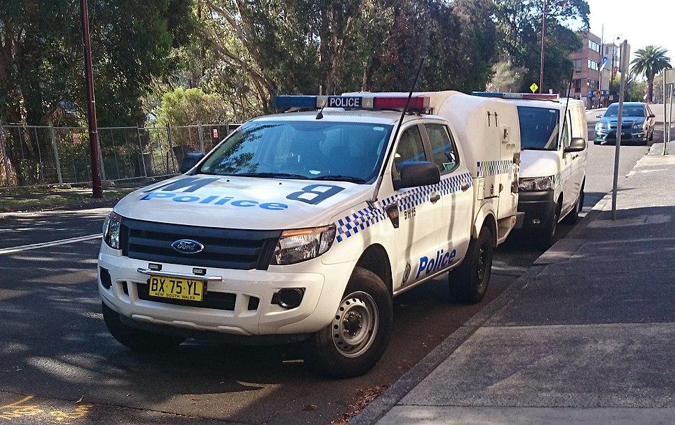Ford Ranger NSW Police (15928986439)