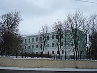 Former Cloister of Holy Trinity, Minsk.JPG