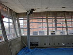 Former Kagoshima Airport control room.JPG