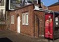 Former Police Station, Magdalen Road - geograph.org.uk - 706567.jpg
