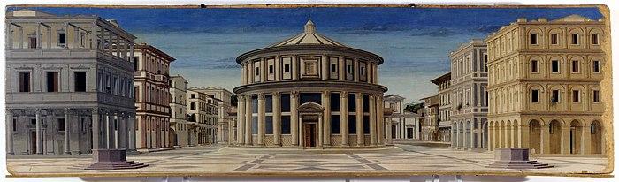 Formerly Piero della Francesca - Ideal City - Galleria Nazionale delle Marche Urbino 2.jpg