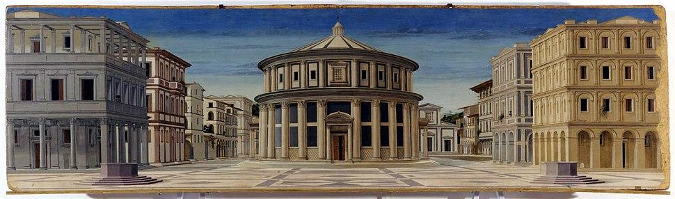 Formerly Piero della Francesca - Ideal City - Galleria Nazionale delle Marche Urbino 2