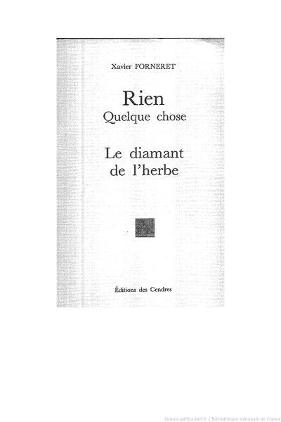 File:Forneret - Rien, 1983.djvu