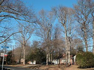 Fort Hunt, Virginia - Houses in Fort Hunt