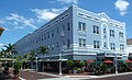 Fort Myers FL Downtown HD Morgan Hotel pano01.jpg