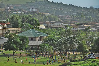 Fort Portal Place in Western Region, Uganda