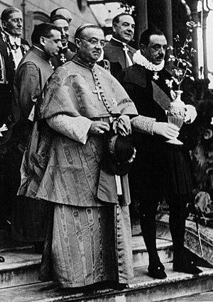 Francesco Borgongini Duca - Borgongini Duca in 1937