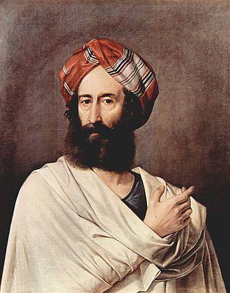 Ephraim - Ephraim, by Francesco Hayez