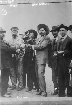 Pancho Villa Madero