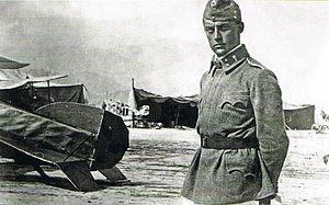 Frank Linke-Crawford - Frank Linke-Crawford in 1917