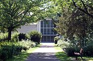 Frankfurt-Hoechst Friedhof Kurmainzer Trauerhalle