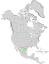 Fraxinus berlandieriana range map 0.png
