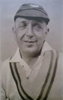 Fred Root English cricketer