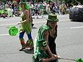 Fremont Solstice Parade 2007 - leprechauns 06.jpg