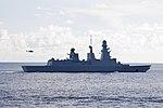 French destroyer Forbin (D620) underway in the Indian Ocean on 21 May 2019 (190521-N-VA840-0040).jpg