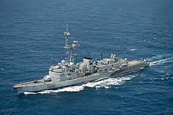 French destroyer Latouche-Tréville (D646) underway in the Gulf of Aden on 12 April (2019190412-N-KN684-1117).JPG