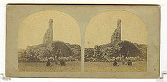 Frith, Francis (1822-1898) - Views in the Holy Land - n. 403 - Ruined Mosque in Ramleh.jpg