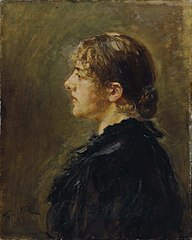 The Daughter of the Artist