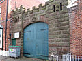 Frodsham - Barracks entrance (geograph 3116730).jpg
