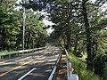 Fukuoka Prefectural Road No.542 near Gebagahama Beach.jpg