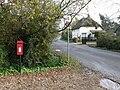 Furzehill, postbox No. BH21 18, Grange - geograph.org.uk - 1037865.jpg