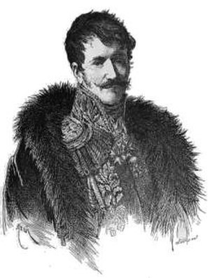 Pierre David de Colbert-Chabanais - Pierre David Édouard de Colbert-Chabanais