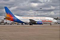 G-GDFM - B733 - Jet2