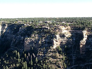 Grand Canyon Village Historic District United States historic place