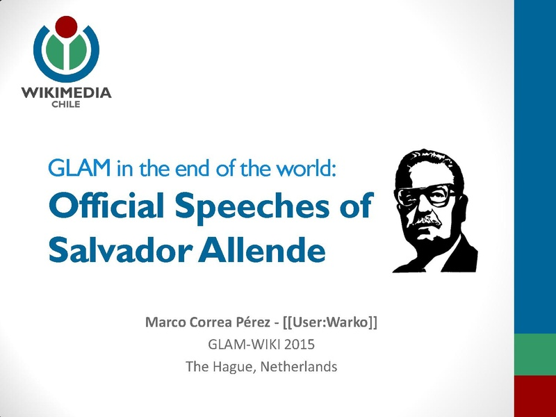 File:GLAM-Wiki 2015 - Official Speeches of Salvador Allende.pdf
