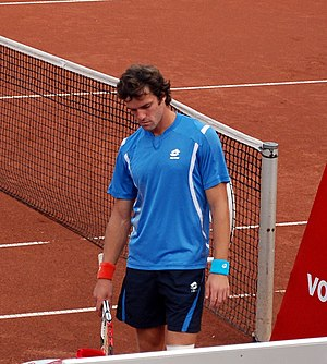 Ethias Trophy - Russian Teymuraz Gabashvili took the 2008 singles titles in Mons over Édouard Roger-Vasselin