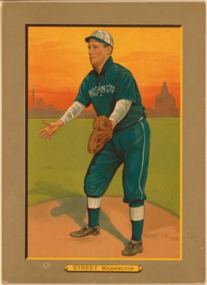 Gabby Street - Gabby Street Baseball Card