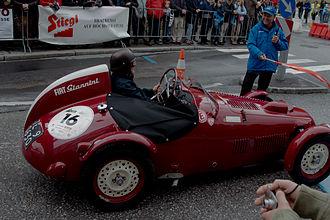 Giannini Automobili - 1939 Fiat Giannini 500A-based racer