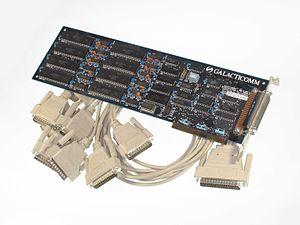 The Major BBS - Galactiboard