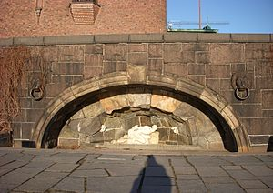 Riddarholmsbron - Image: Gamla Riddarholmsbron 2009