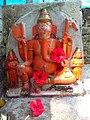Ganesh Idols in Arnala Fort 03.jpg