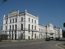 link=//commons.wikimedia.org/wiki/Category:Suceava North train station