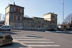Orry-la-Ville-Coye station
